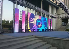 1920Hz P4.81 Stage Rental LED Display 500*1000mm Cabinet Largest Stadium TV Screen Seamless Splicing RGB LED Screen
