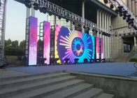 P4mm Stage Rental 1R1G1B LED Display  Refresh Rate 3840Hz Seamless stitching 4m-100m Viewing Distance