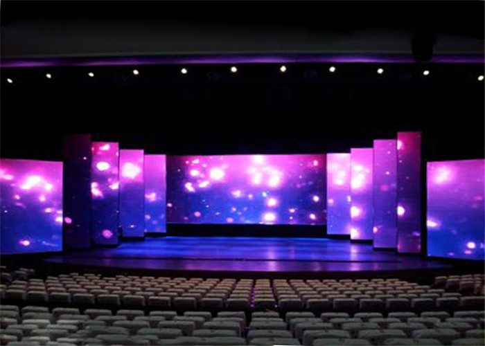 Stage Rental LED Display P3.91mm LED Screen SMD2121 High Color Uniformity